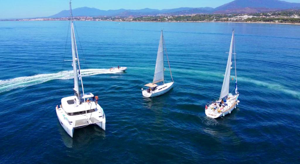 Marbella Yacht Charters Float